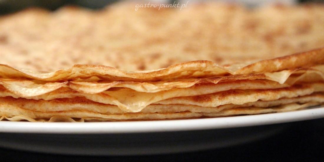 Ciasto nanaleśniki