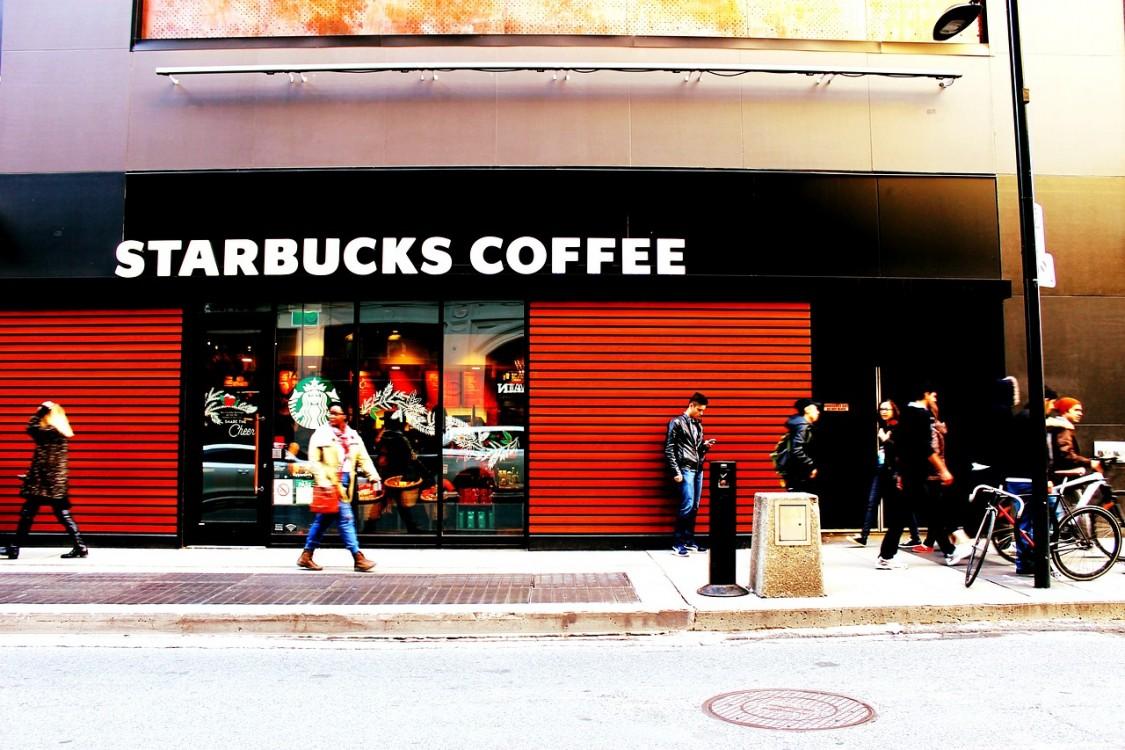 kawiarnie Starbucks