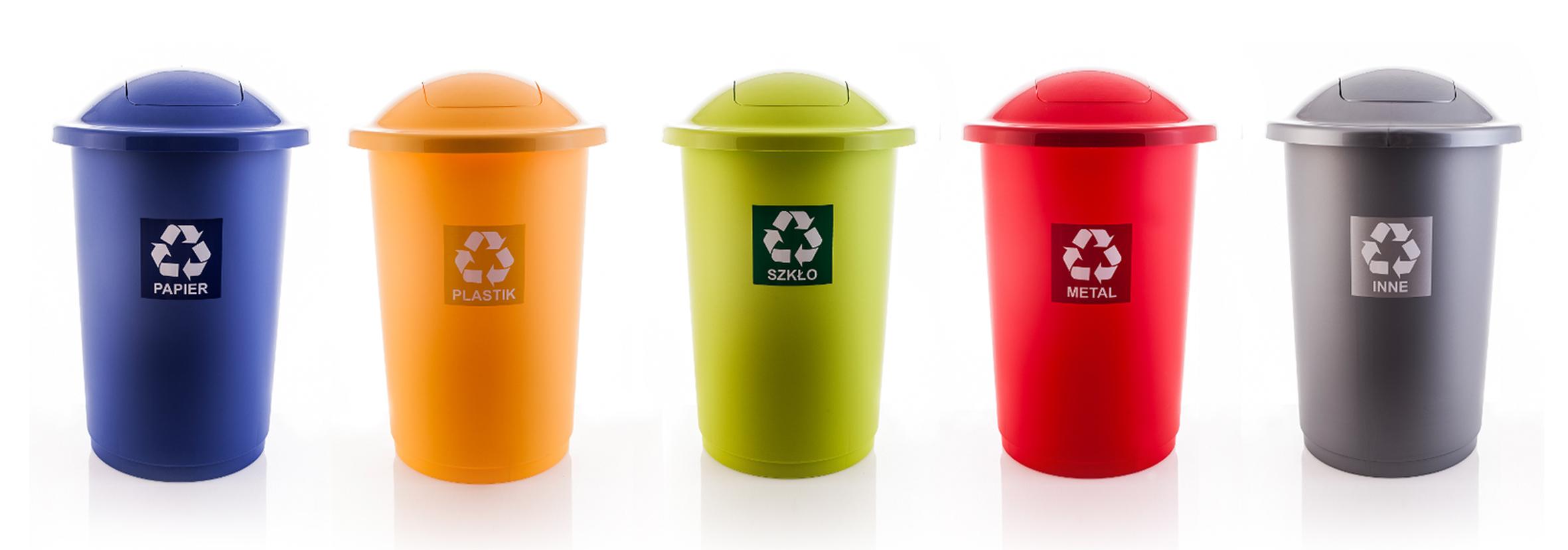Segregacja odpadów w lokalach gastronomicznych