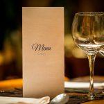 Idealne menu wrestauracji – naco zwrócić uwagę tworząc kartę dań?