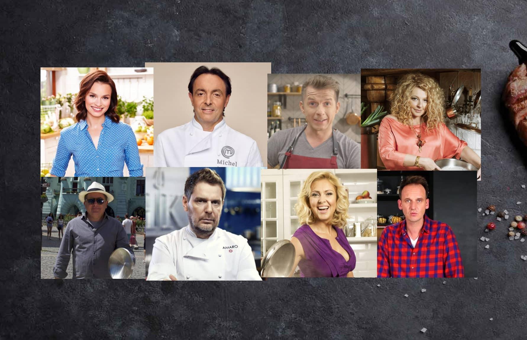 Najpopularniejsze programy kulinarne w Polsce
