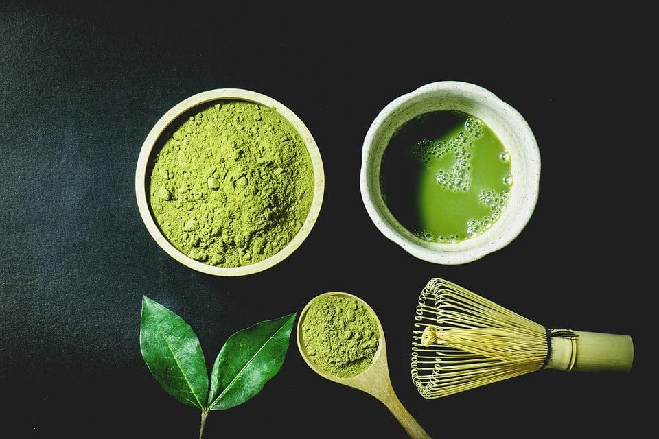 Energetyzująca i oczyszczająca herbata