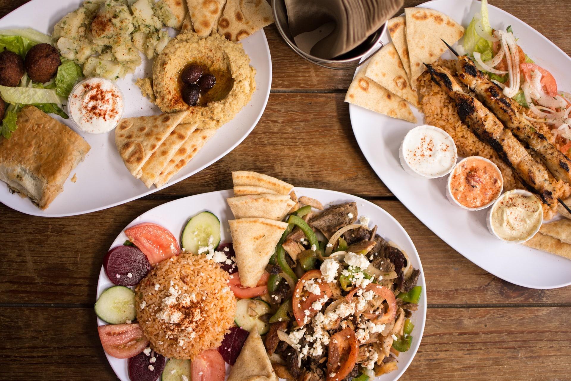 Kuchnie swiata - kuchnia grecka