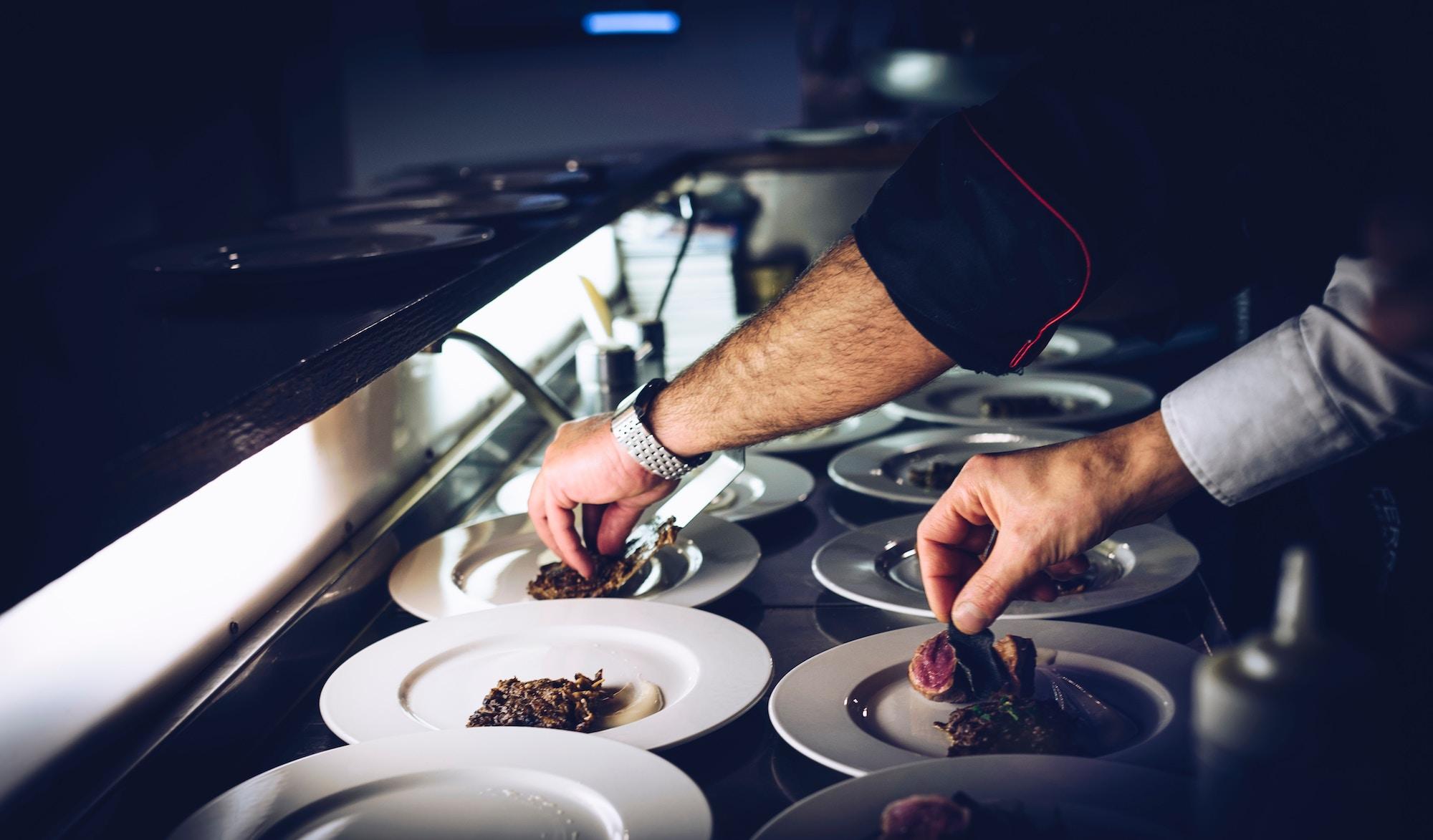 Fuzja kuchni nowoczesnej z tradycyjną