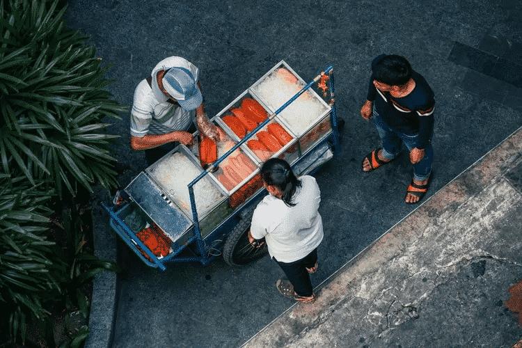 Pomysł na biznes: wózek gastronomiczny