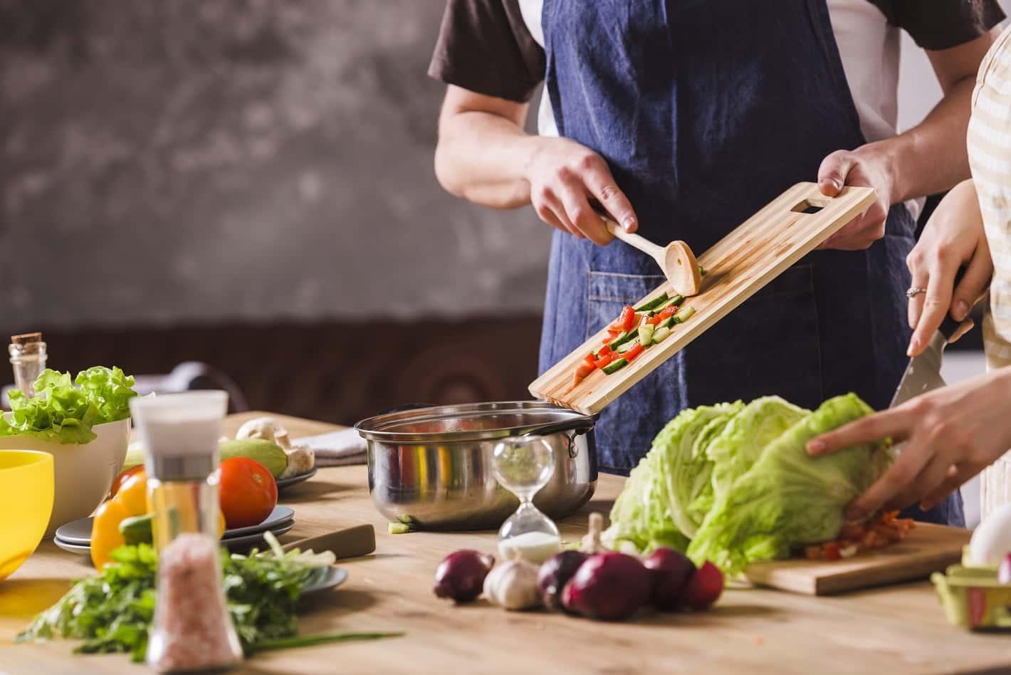 Szybkie i proste przepisy na smaczne i pożywne dania