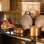 Garnki miedziane - najbardziej prestiżowe akcesoria kuchenne