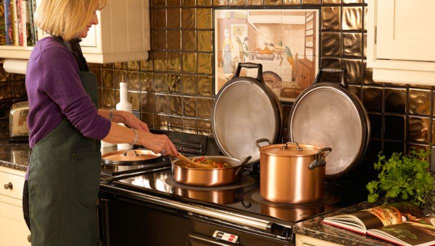 Garnki miedziane – najbardziej prestiżowe akcesoria kuchenne