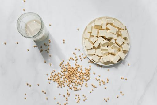 produkty bogate wżelazo - tofu